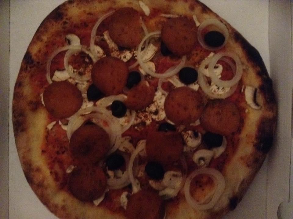 pizza jazz lille chorizo