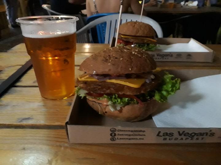 Burger vegan last vegan budapest
