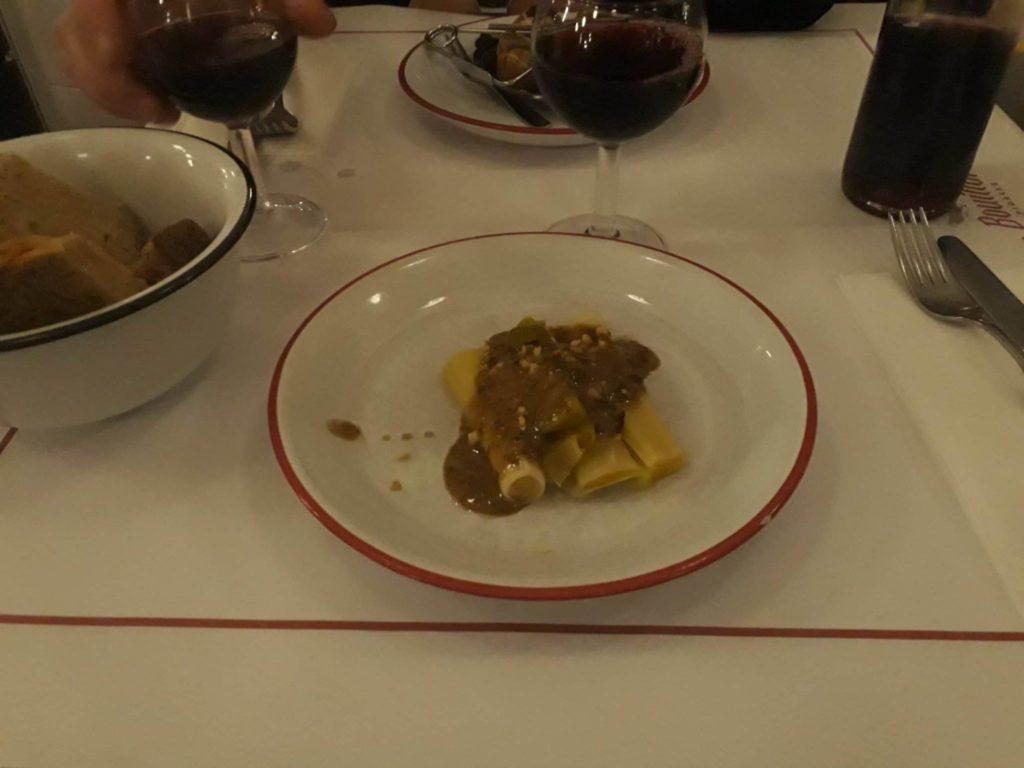 asperges à la vinaigrette Bouillon Pigalle