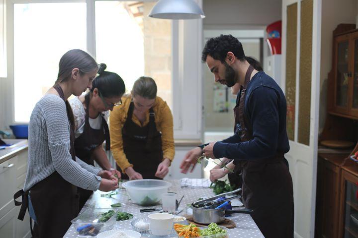 course de cuisine Pinoli & Ravioli
