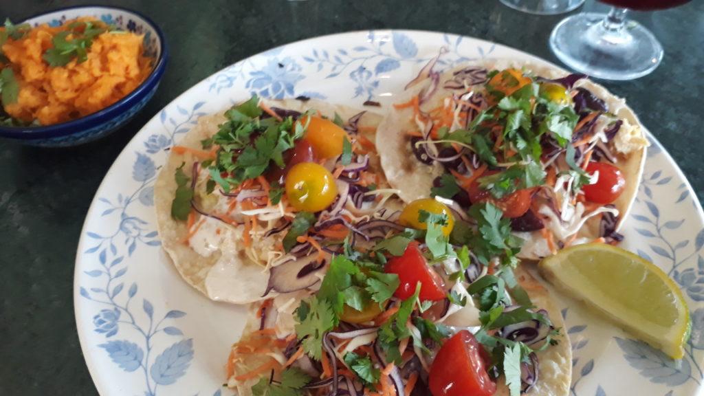 tacos végétariens americana marcq